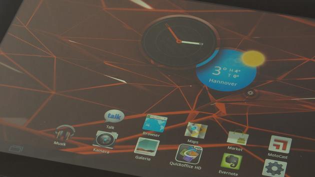 Motorola Xoom 2 im Test: Sanieren wäre besser gewesen