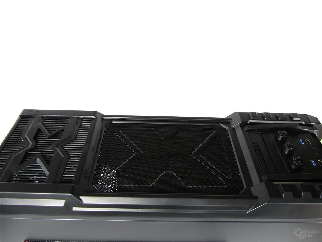 Aerocool Strike-X ST – Deckel