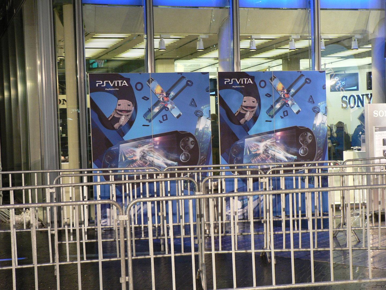 PS Vita – Verkaufsstart