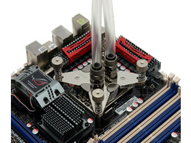 Koolance CPU-370 Montagebeispiel