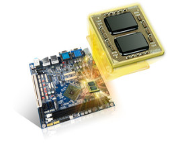 VIA EPIA-M910 Mini-ITX-Board mit Quad-Core-CPU