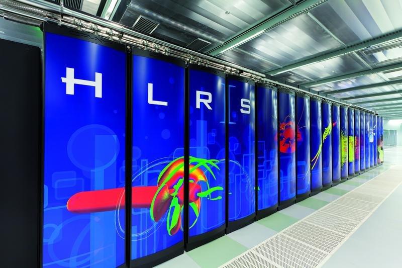 Cray XE6 Hermit am HLRS