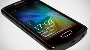 Samsung Wave III im Test: Nicht iOS, nicht Android: Bada!