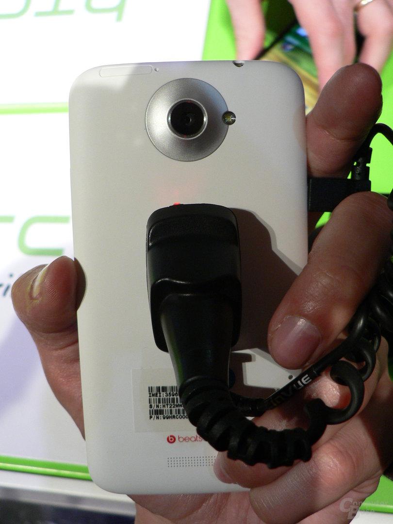 HTC One X (weiß)