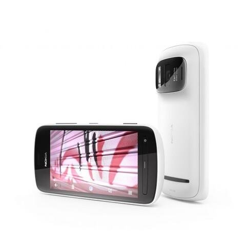 Nokia PureView 808: Dem Megapixel-Wahn verfallen