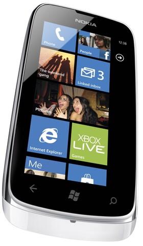 Nokia Lumia 610: Der vierte im Bunde