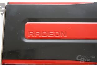 Radeon HD 7870 Schriftzug
