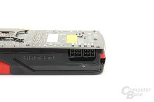 Radeon HD 7870 Stromanschlüsse