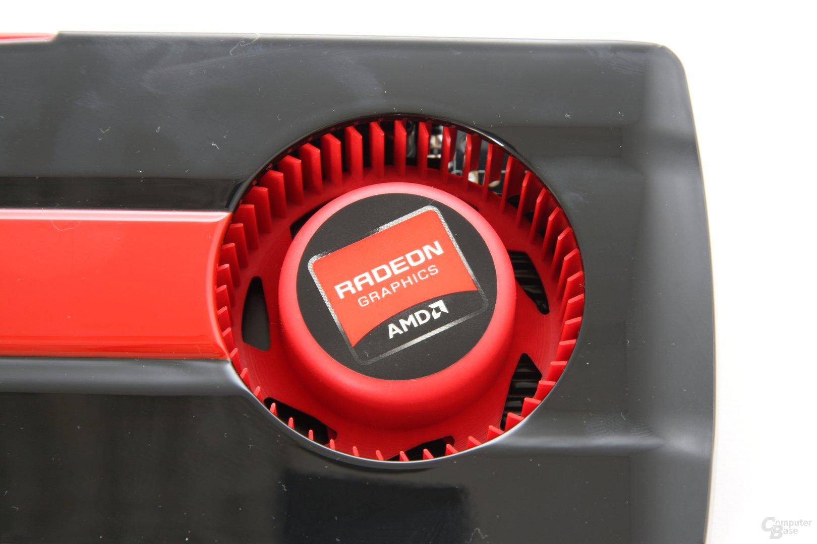 Radeon HD 7850 Lüfter