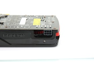 Radeon HD 7850 Stromanschluss