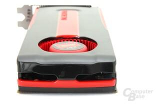 Radeon HD 7850 von hinten