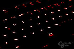 Beleuchtung der MK-85