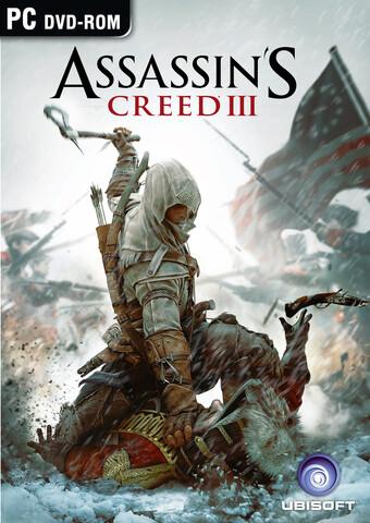 Assassin's Creed III - Vorläufiger PC-Packshot