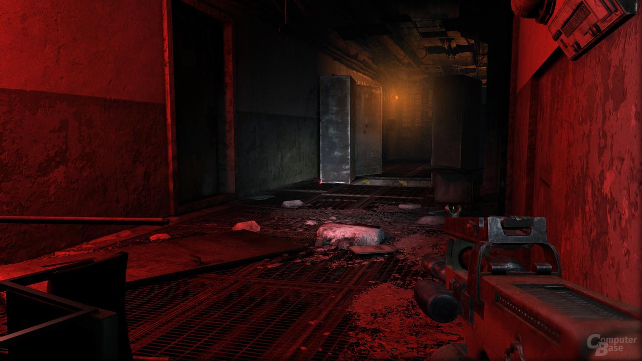 Metro 2033 - MSAA