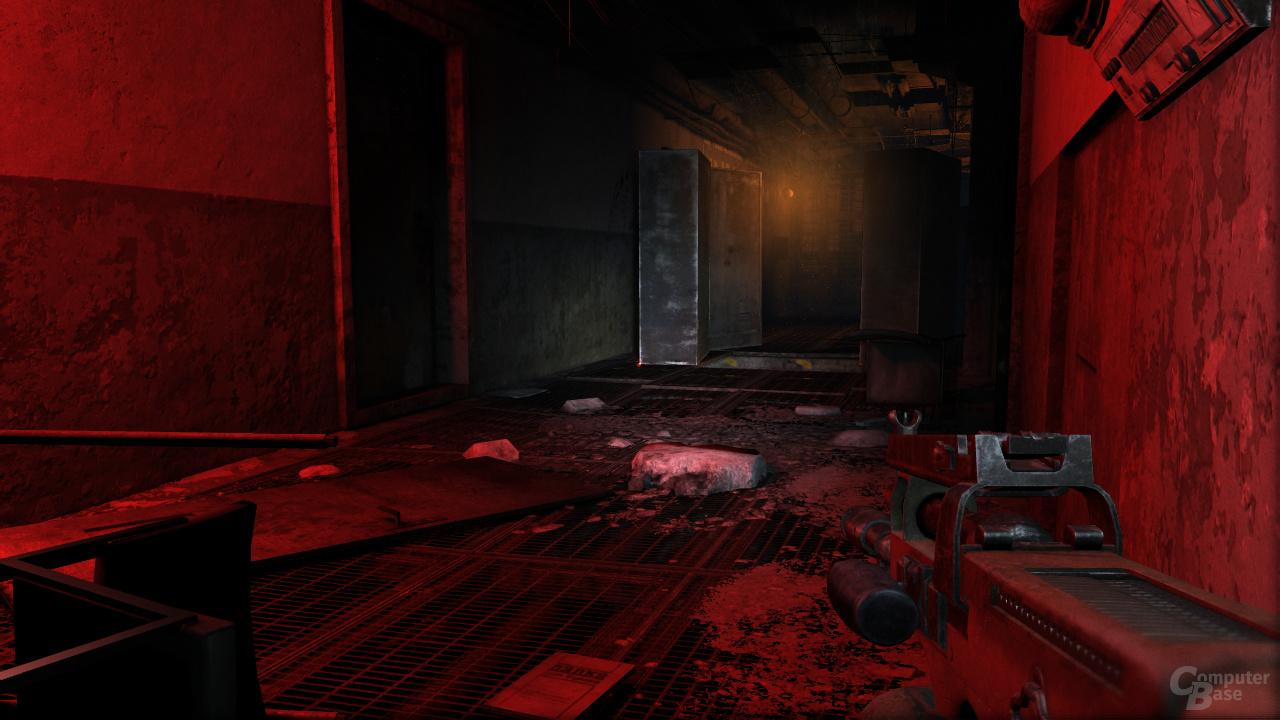 Metro 2033 ohne angepasstem LOD-Bias
