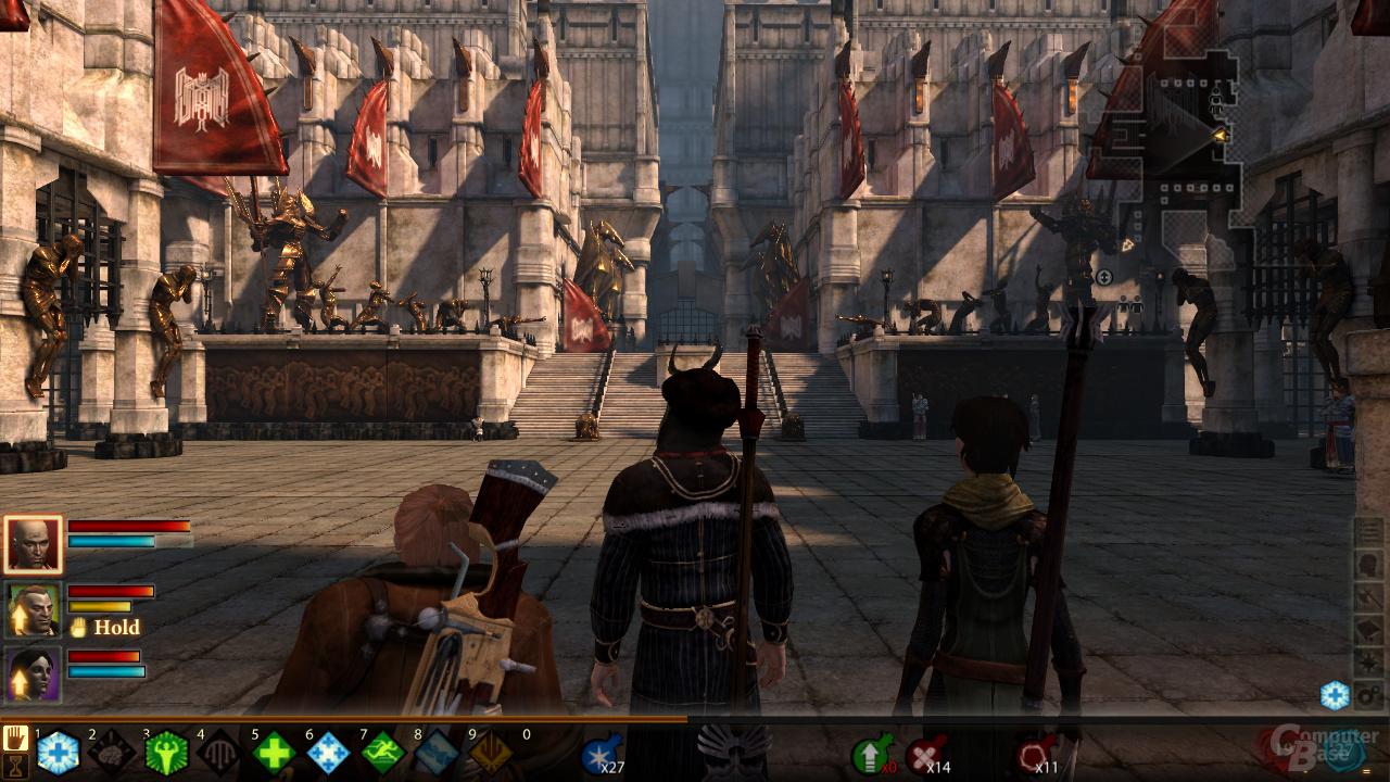 Dragon Age 2 - MSAA