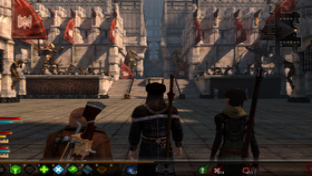Dragon Age 2 ohne angepasstem LOD-Bias