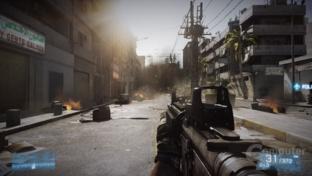 Battlefield 3 - MLAA alt