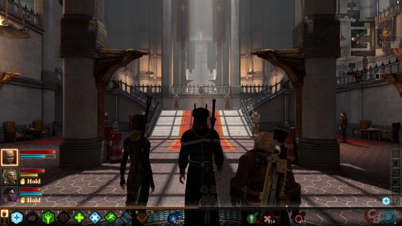 Dragon Age 2 - MLAA alt