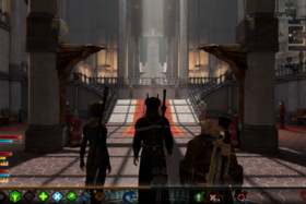 Dragon Age 2 - MLAA alt