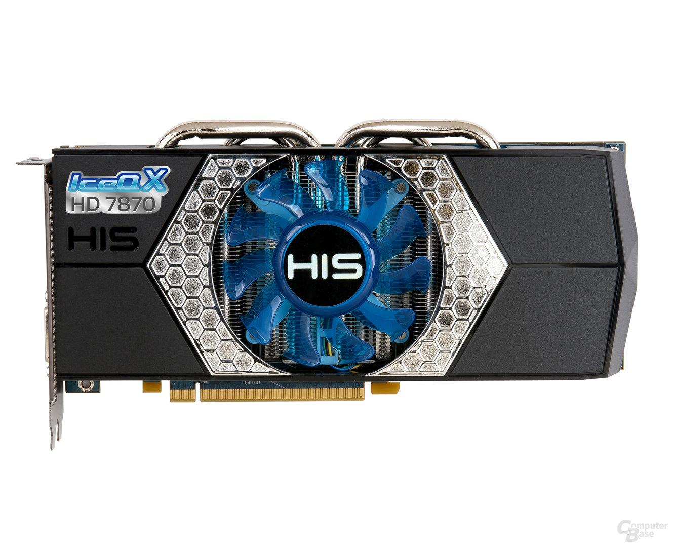 HIS Radeon HD 7870