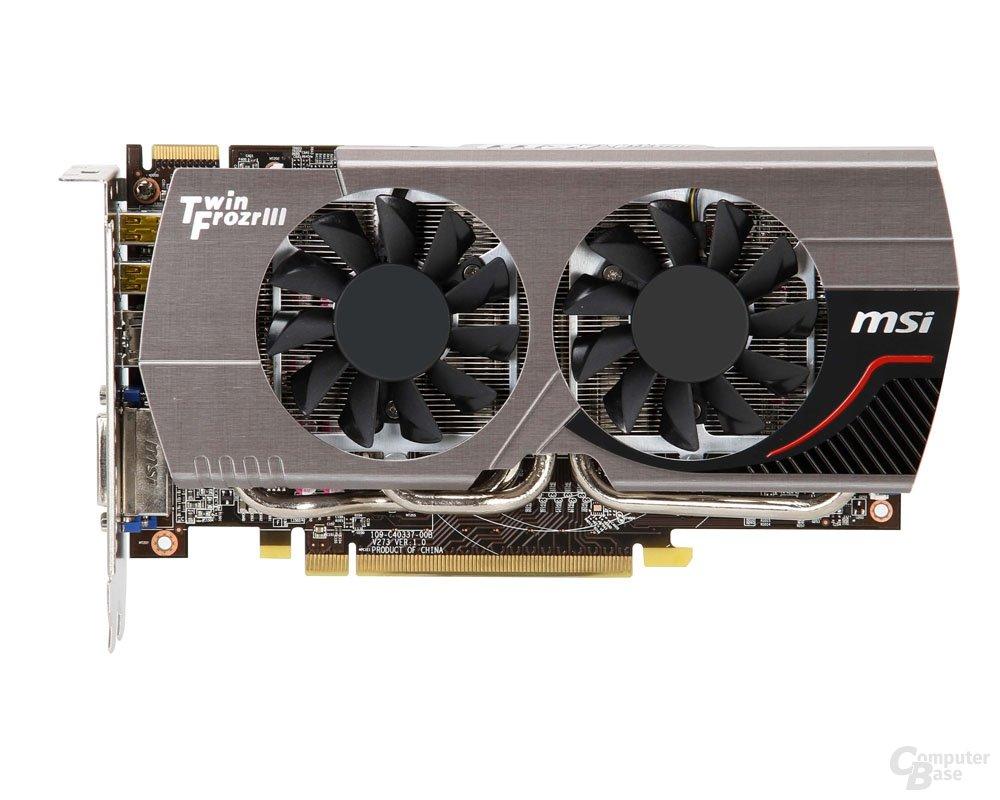 MSI Radeon HD 7850