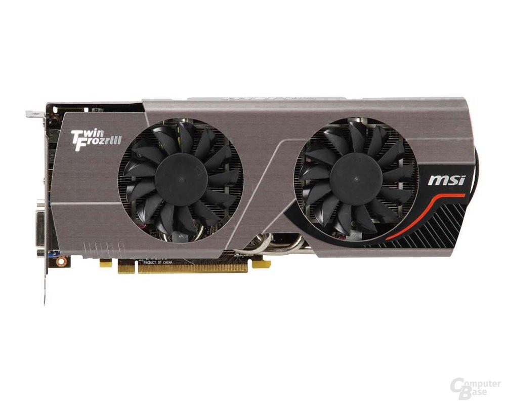 MSI Radeon HD 7870