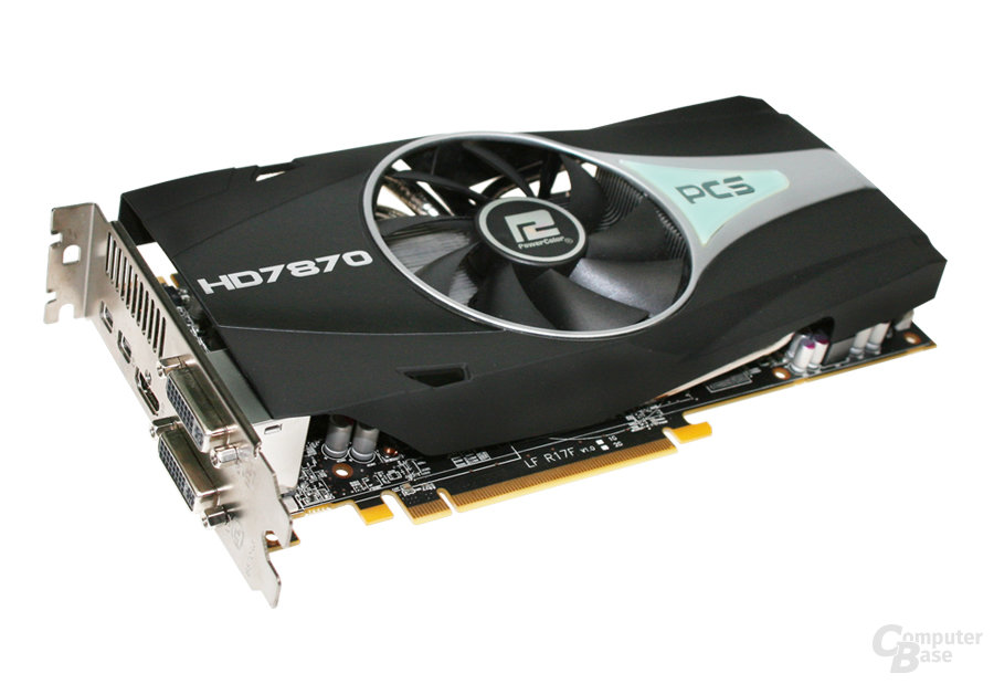 PowerColor Radeon HD 7870 PCS+