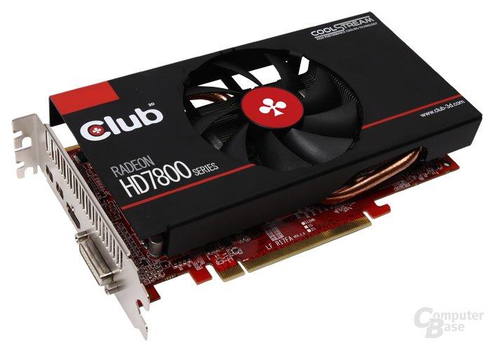Club3D Radeon HD 7850 CS-Edition
