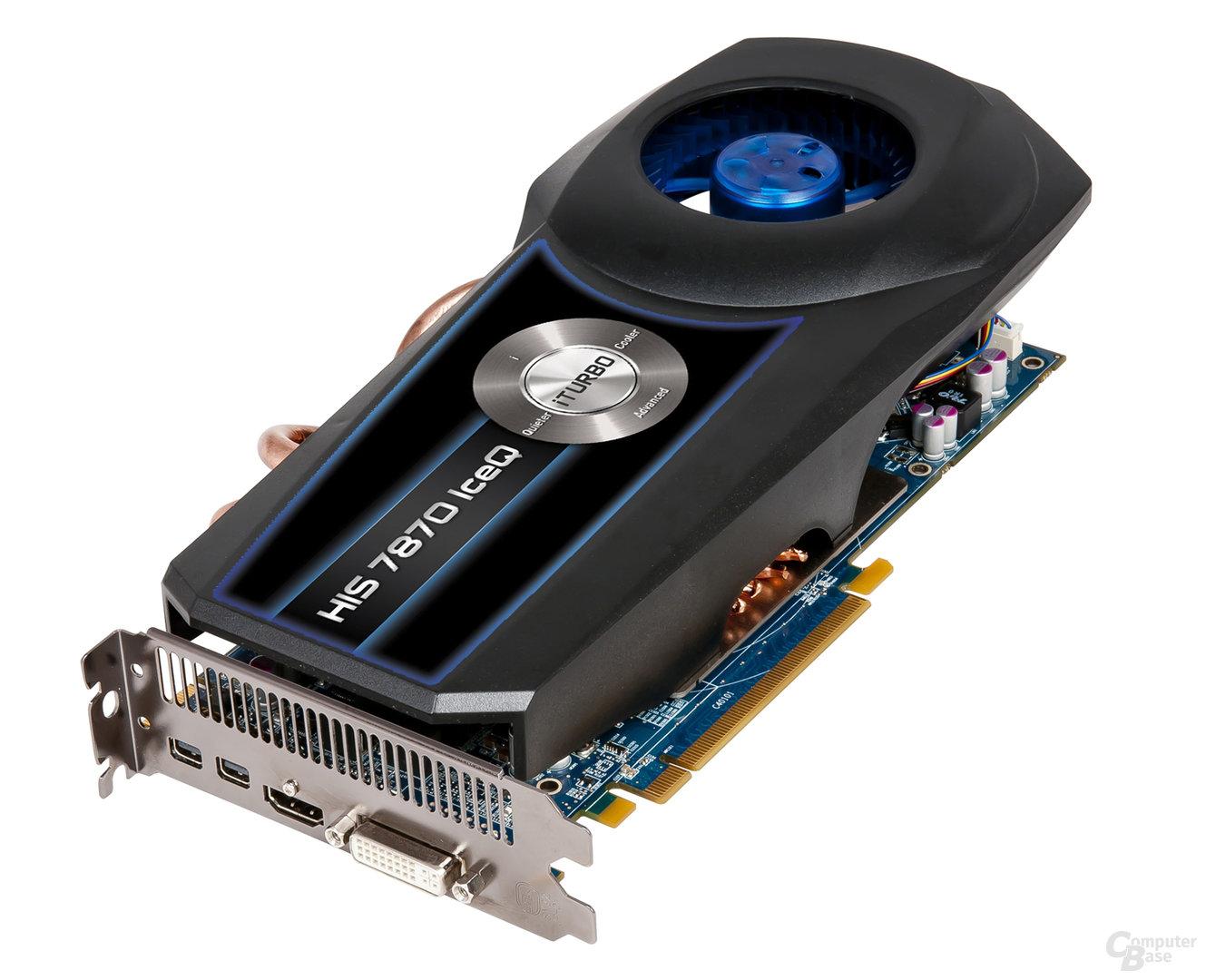 HIS Radeon HD 7870 Turbo