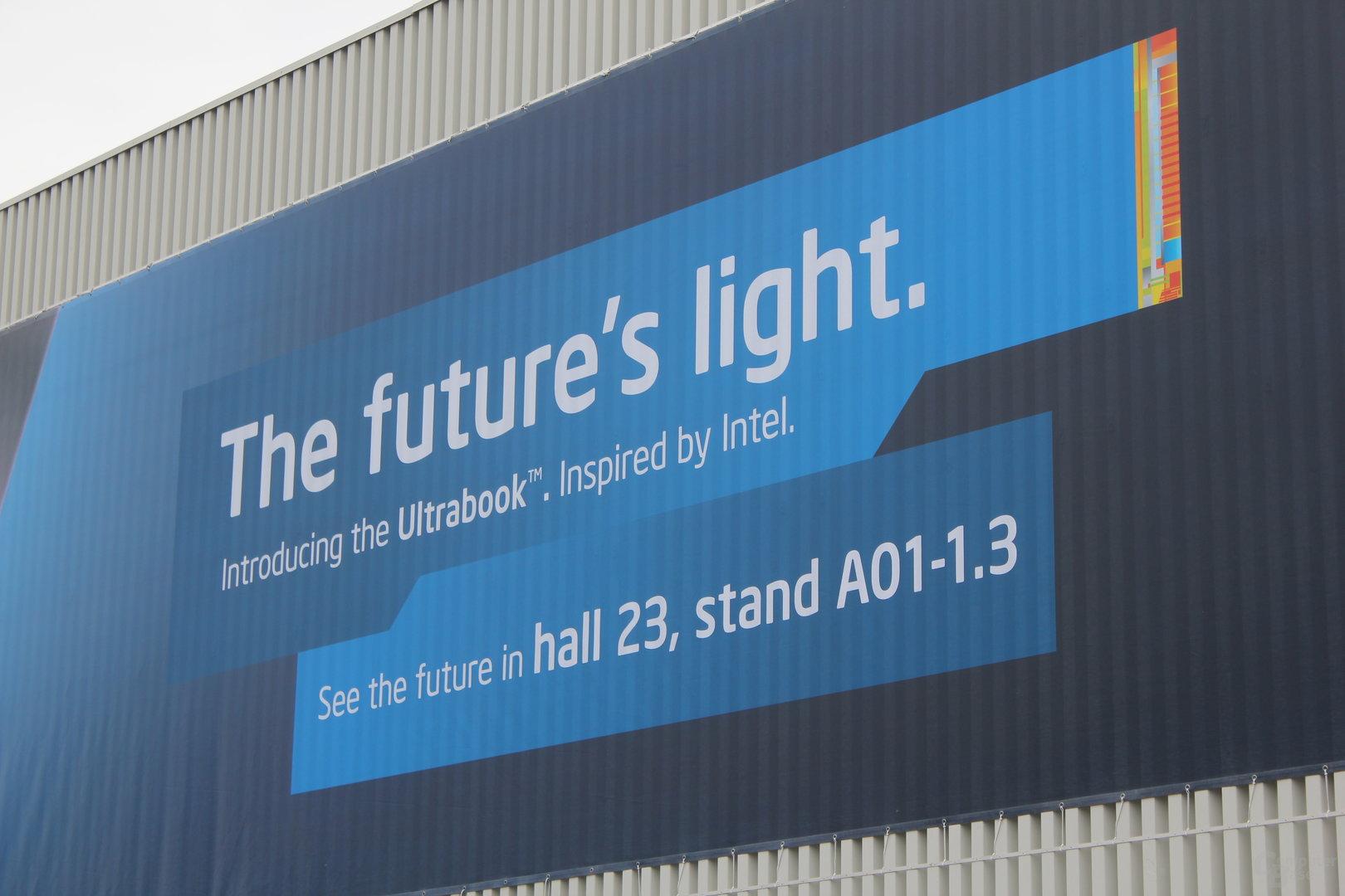 Intel rührt die Ultrabook-Werbetrommel