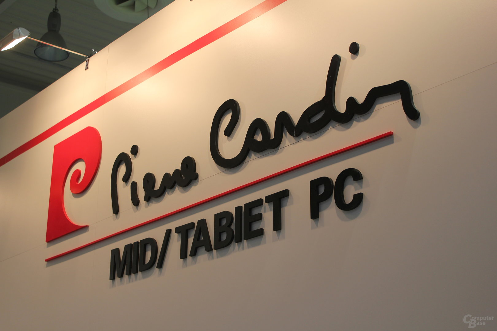 Pierre Cardin - Tablet PCs vom Modedesigner