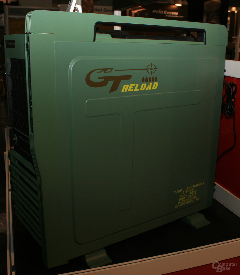 Thermaltake Level 10 GT Military Edition