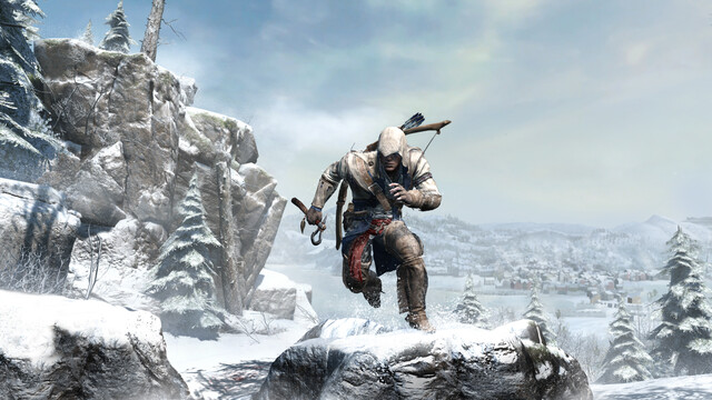 Assassin's Creed III - Artwork