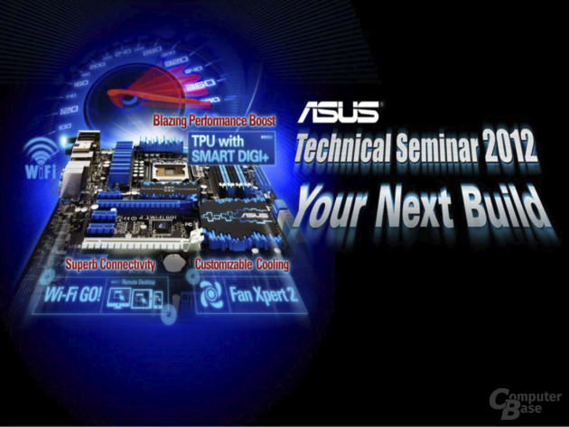 Asus P8Z77-Mainboard-Serie