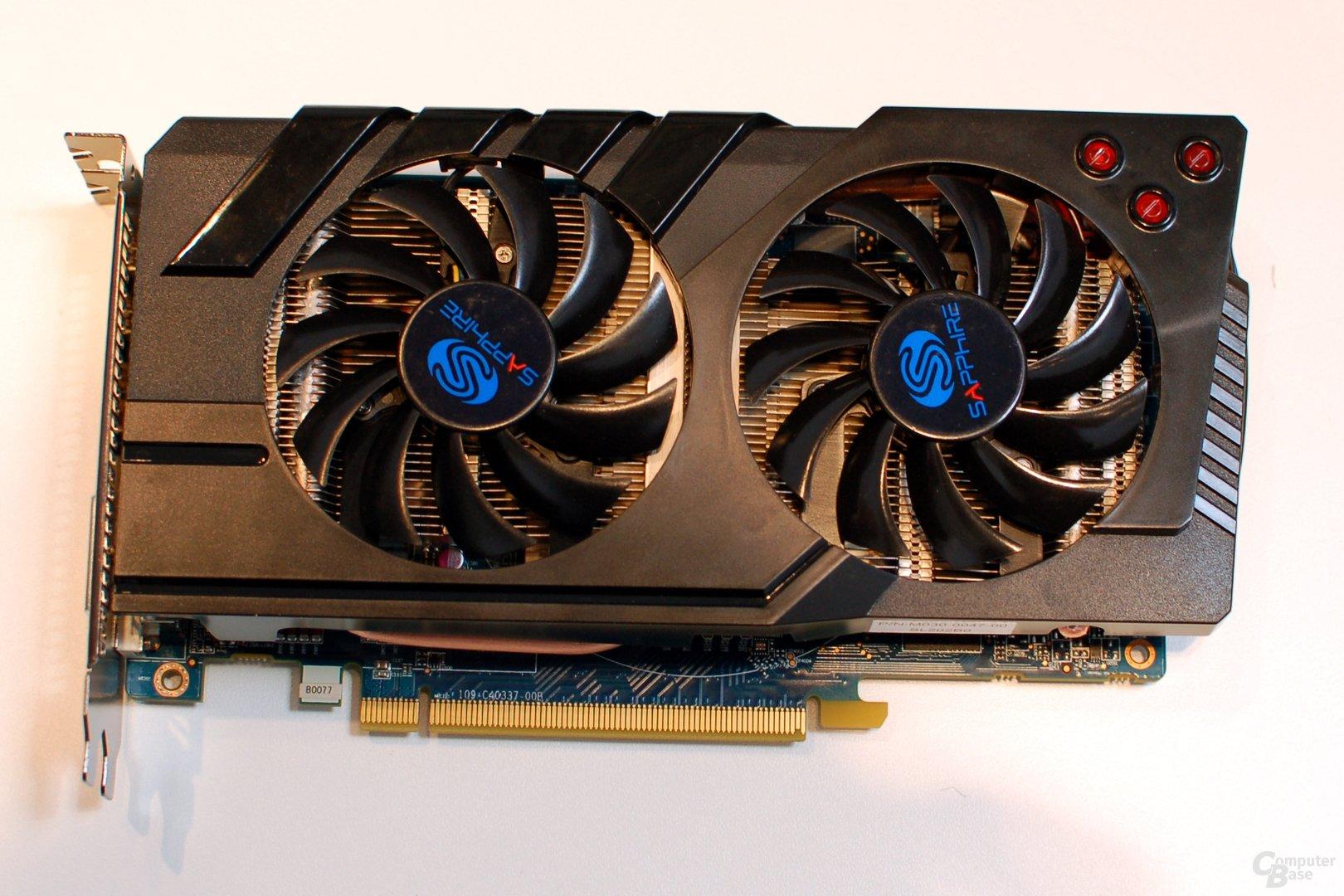 Sapphire Radeon HD 7850 OC