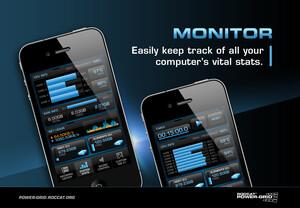 """Power-Grid-Tab """"Monitor"""""""