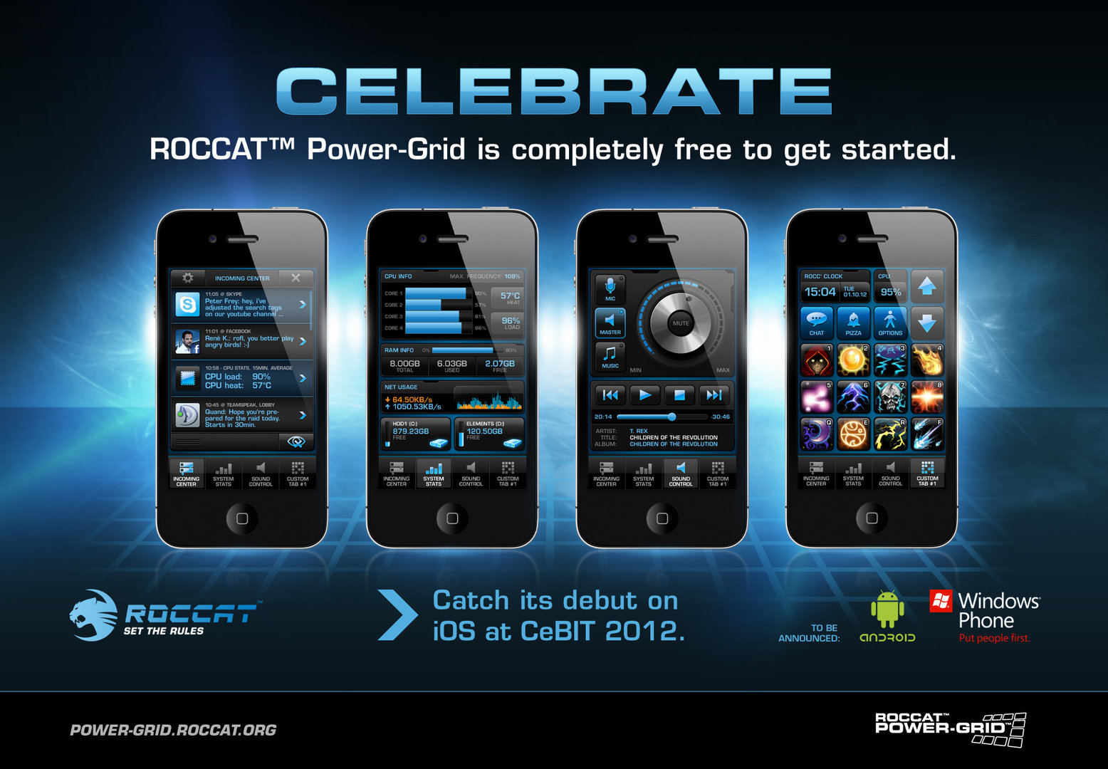 Roccat Power-Grid