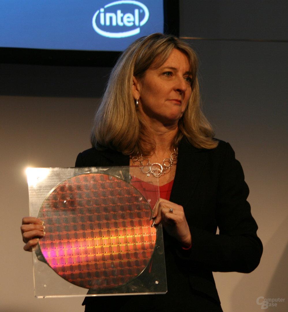 Wafer für die Intel Xeon E5