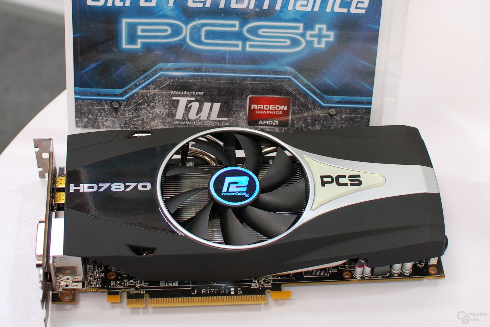 PowerColor Radeon HD7850 PCS+