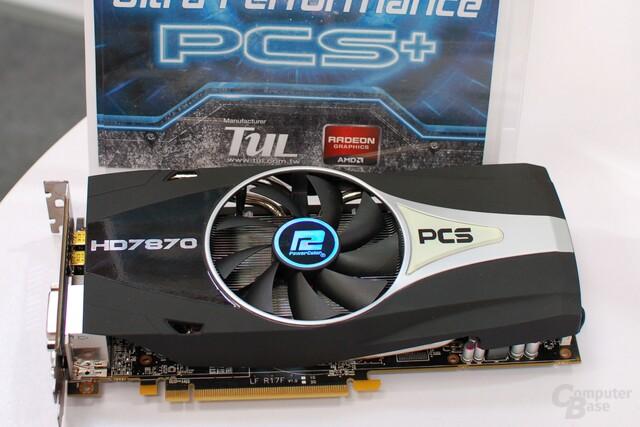 PowerColor Radeon HD7850 PCS+