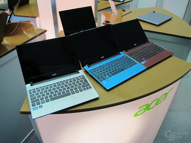 Acer Aspire V5 – 11 Zoll