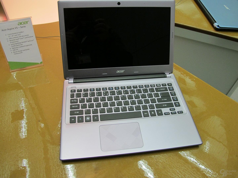 Acer Aspire V5 – 14 Zoll