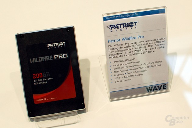 Patriot Memory Wildfire Pro