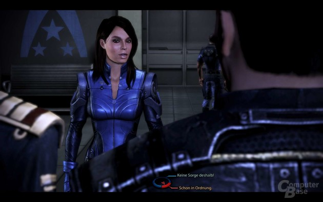 Dialogsituation in ME 3