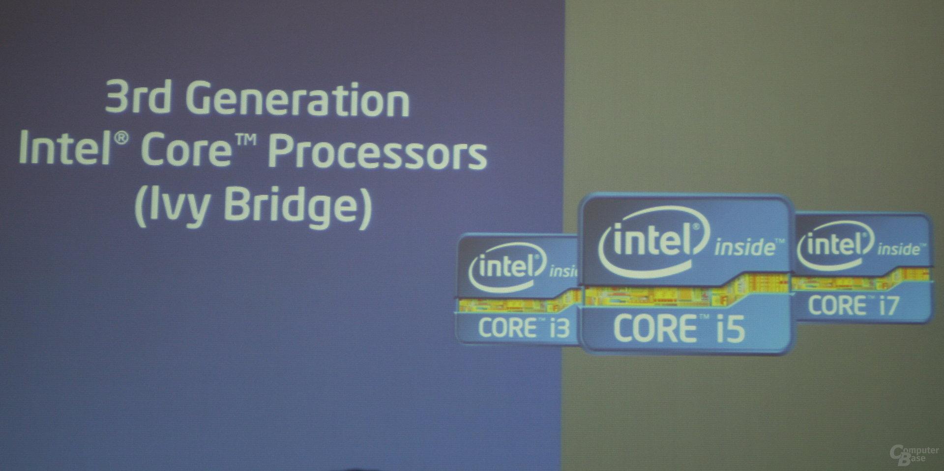 "Intels ""Ivy Bridge"""