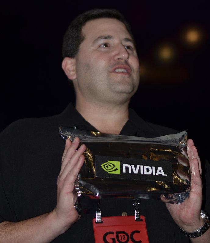 """Nvidias """"Kepler"""" inside?"""