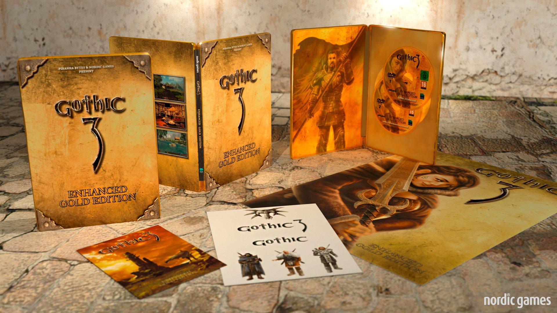 Gothic 3 Enhanced Gold Edition