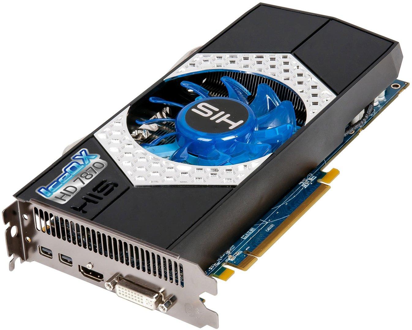 HIS Radeon IceQ X 7870 2 GB