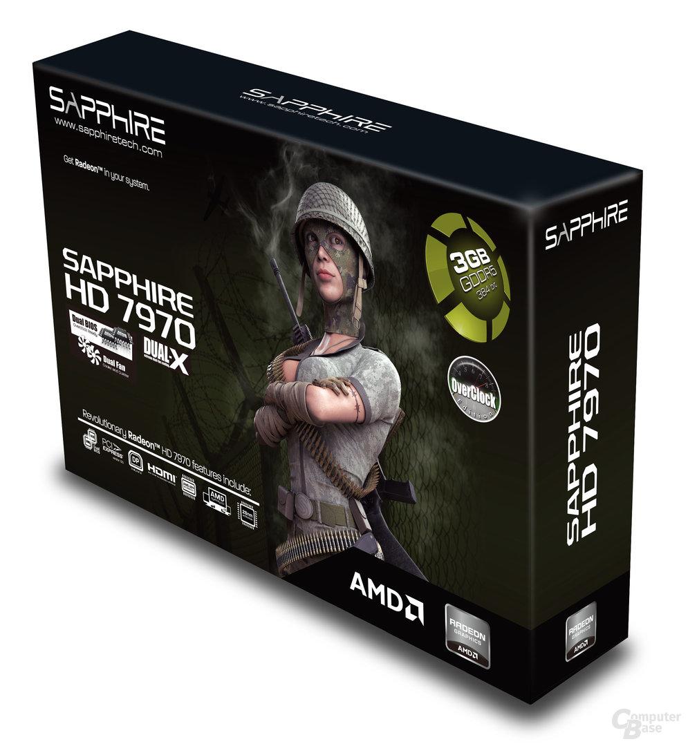 Sapphire Radeon HD 7970 OC Edition
